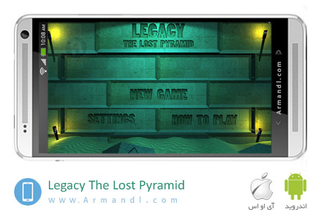 Legacy The Lost Pyramid