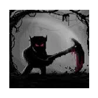 Mahluk: Dark demon 1.22 بازی سرگرم کننده دیو تاریکی برای موبایل