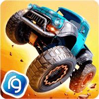 Monster Truck Racing 1.5.0 بازی مسابقه ماشین هیولاها برای موبایل