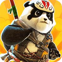 Ninja Panda Dash 1.05 بازی پاندای دونده برای موبایل