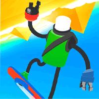 Power Hover 1.7.0 بازی خارق العاده هاوربورد شگفت انگیز برای موبایل