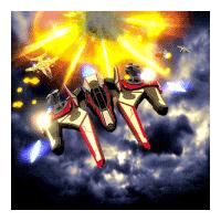 Prototype X1 1.2.4 بازی اکشن نبرد هوایی برای موبایل