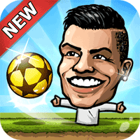 Puppet Soccer Champions 2014 1.0.42 بازی فوتبالیست های عروسکی برای موبایل