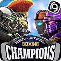 Real Steel Boxing Champions 1.0.316 بازی مسابقات بوکس ربات ها برای موبایل