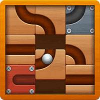 Roll the Ball – slide puzzle 1.6.5 بازی پازل اعتیاداور حرکت توپ برای موبایل