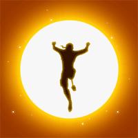 Sky Dancer 1.1.2 بازی دوندگی فوق العاده رقاص آسمان برای موبایل