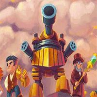 Steampunk Syndicate 1.0.5.0 بازی استراتژیک دفاعی برای موبایل