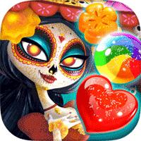 Sugar Smash 3.92.123.006111011 بازی پازل سر و صدای آب نبات ها برای موبایل