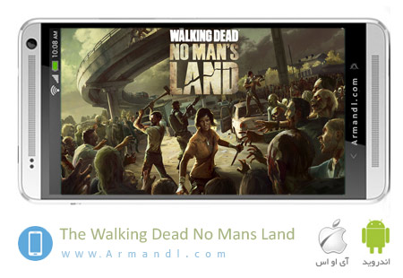 The Walking Dead No Mans Land