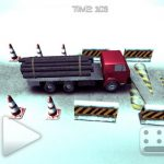 Truck Driver New Parking