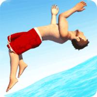 Flip Diving 2.7.0 بازی جالب شیرجه جسورانه برای موبایل