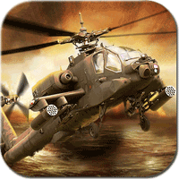 Gunship Battle: Helicopter 3D 2.5.01 بازی نبرد هیلیکوپترها برای موبایل