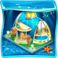 Aquapolis. Free city building 1.28.20 بازی ساخت شهر آبی برای موبایل