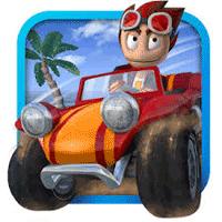 Beach Buggy Racing 1.2.12 بازی رسینگ باگی جزیره برای موبایل