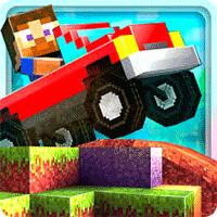 Blocky Roads 1.2.7 بازی جالب جاده های پیکسلی برای موبایل