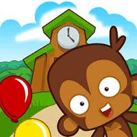 Bloons Monkey City 1.11.2 بازی دفاع از قلعه شهر میمون ها برای موبایل