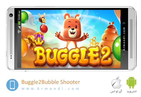 Buggle 2 Bubble Shooter