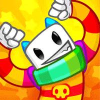 CATTCH: Insane Platform Action 2.5 بازی فوق العاده نجات دوستان برای موبایل
