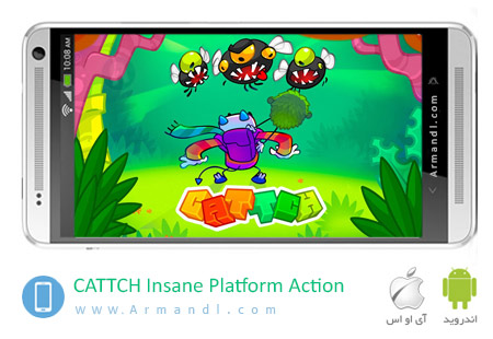 CATTCH: Insane Platform Action