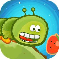 Caterzillar 1.0.1 بازی جالب و سرگرم کننده کرم صدپا برای موبایل