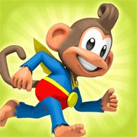 Chimpact Run 1.07.20.1 بازی فوق العاده دوی میمون برای موبایل