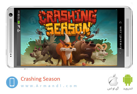 Crashing Season