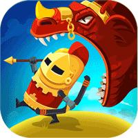 Dragon Hills 1.2.4 بازی اکشن اعتیاداور شاهدخت برای موبایل