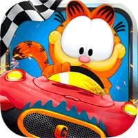 Garfield Kart Fast & Furry 1.043 بازی گارفیلد برای موبایل