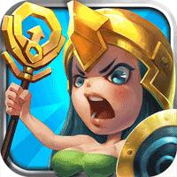 Gods Rush 1.1.46 بازی استراتژی هجوم فرمانروایان برای موبایل