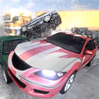 Highway Crash Derby 1.5.5 بازی ماشین سواری در بزرگراه برای موبایل