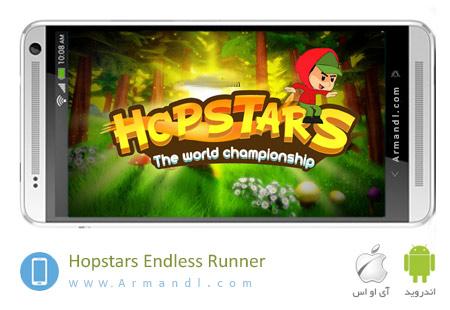 Hopstars Endless Runner