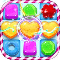 Jelly Blast 3.8.0 بازی پازل پرمخاطب انفجار ژله برای موبایل