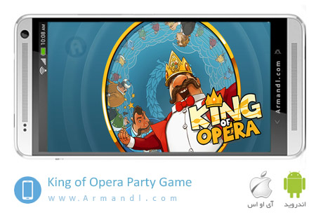 King of Opera Party Game