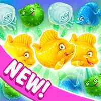 Mermaid puzzle 1.9.2 بازی عالی پازل پری دریایی برای موبایل
