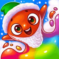 Paint Monsters 1.26.103 بازی پازل هیولاهای همرنگ برای موبایل