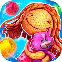 Rolling Yarn 0.1.109 بازی پازل فوق العاده ترکیب الیاف برای موبایل