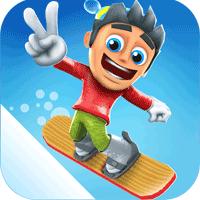 Ski Safari 2 1.5.0.1176 بازی اسکی سافاری 2 برای موبایل