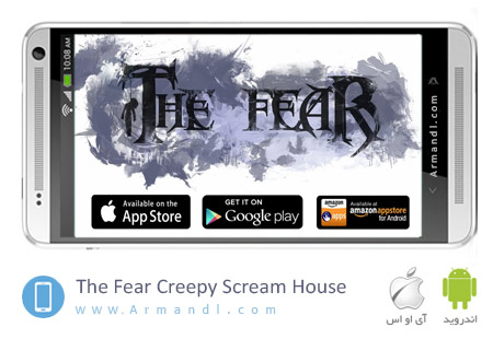 The Fear : Creepy Scream House