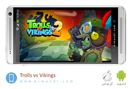Trolls vs Vikings 2