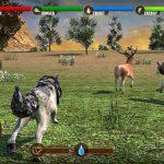 Wolf Life Simulation 2017