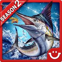Ace Fishing: Wild Catch 2.3.6 بازی ماجرایی ماهیگیری برای موبایل