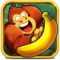 Banana Kong 1.9.3 بازی پرطرفدار میمون گرسنه برای موبایل