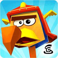 Cartoon Survivor 1.5 بازی 3D بازمانده تاریخ برای موبایل