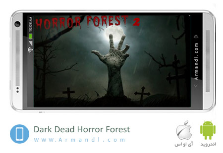 Dark Dead Horror Forest
