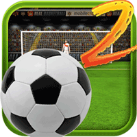 Flick Shoot 2 1.26 بازی ضربات ایستگاهی 2 برای موبایل