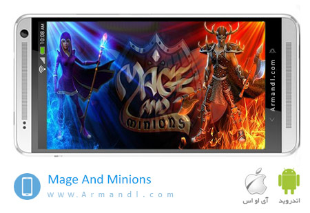 Mage And Minions