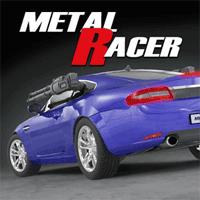 Metal Racer 1.2.2 بازی ماشین سواری مسابقه آهنین برای موبایل