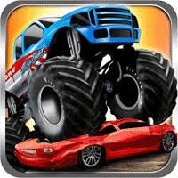 Monster Truck Destruction 2.6.4.2 بازی ماشین های غول پیکر برای موبایل