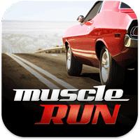 Muscle Run 1.2.6 بازی مسابقات اتومبلیرانی شگفت انگیز برای موبایل