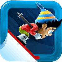 Ski Safari 1.5.4 بازی اسکی سافاری 1 برای موبایل